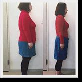 4ヶ月で-20kg減!人生が変わりました!